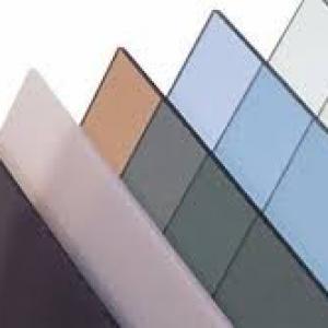 Chapas de policarbonato compacto cristal